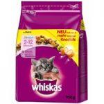 Whiskas Kitten Chicken – Economy Pack: 2 x 1.9kg