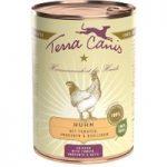 Terra Canis Mixed Trial Pack 12 x 400g – Menu: 6 Varieties