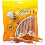 Cookie's Snacks – Chicken Twist Strips – Saver Pack: 3 x 200g