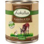 Lukullus Saver Pack 24 x 800g – Duck & Veal