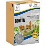 Bozita Feline Tetra Pak Package Kitten 190g – Saver Pack: 16 x 190g