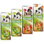 Crispy Sticks for Herbivores Mixed Pack – 4 x 2 Sticks (440g)
