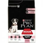 Pro Plan Puppy Medium Sensitive Skin OptiDerma – Salmon – 12kg