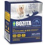 Bozita Chunks in Jelly Saver Pack 12 x 370g – Reindeer