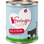 Feringa Classic Meat Menu 6 x 800g – Chicken & Trout with Potatoes