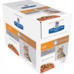 Hill's Prescription Diet Feline k/d+Mobility Kidney+Joint Care – Chicken – Saver Pack: 24 x 85g