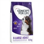 12kg Concept for Life Dry Dog Food + Sloth Dog Toy Free!* – Medium Adult (12kg)