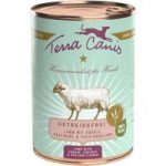Terra Canis Grain-Free 6 x 400g – Beef with Courgette, Pumpkin & Oregano
