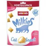 Animonda Milkies Wellness Skin & Fur Crunch Bag – 120g