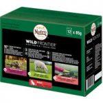 Nutro Wild Frontier Wet Cat Food Mixed Pack – 12 x 85g