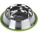 Silver Line Stainless Steel Bowl – Green Birthday Edition – 0.25 litre