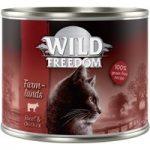 Wild Freedom Adult 6 x 200g – Deep Forest – Game & Chicken