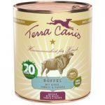 Birthday Edition Terra Canis – Buffalo – 6 x 800g