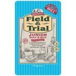 Skinner's Field & Trial Junior Duck & Rice Dry Dog Food – 15kg