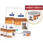 Hill's Prescription Diet Feline k/d Kidney Care Stew – Chicken – Saver Pack: 48 x 82g
