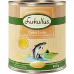 Birthday Edition Lukullus Seasonal Menu – Tender Salmon – 6 x 800g