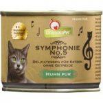 GranataPet Symphonie 6 x 200g – Salmon & Turkey