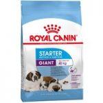 Royal Canin Giant Starter – Mother Babydog – Economy Pack: 2 x 15kg
