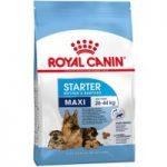 Royal Canin Maxi Starter Mother & Babydog – Economy Pack: 2 x 15kg