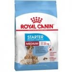 Royal Canin Medium Starter Mother & Babydog – Economy Pack: 2 x 12kg