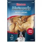 10 Rocco Natural Dried Cows' Ears Dog Chews – Special Price!* – 10 Chews