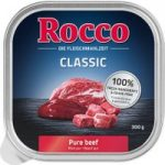 Rocco Classic Trays Mixed Pack – Classic Mix 1: Pure Beef, Green Tripe, Poultry Hearts
