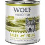 Wolf of Wilderness Adult Saver Pack 24 x 800g – The Taste of the Mediterranean
